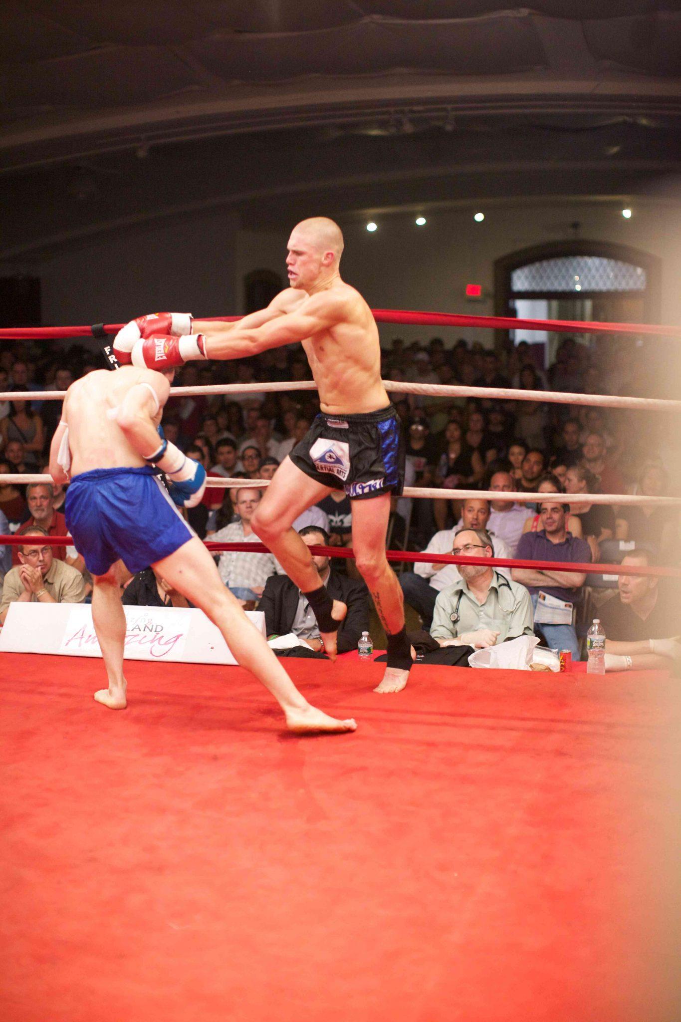 Friday Night Fights 6-10-11